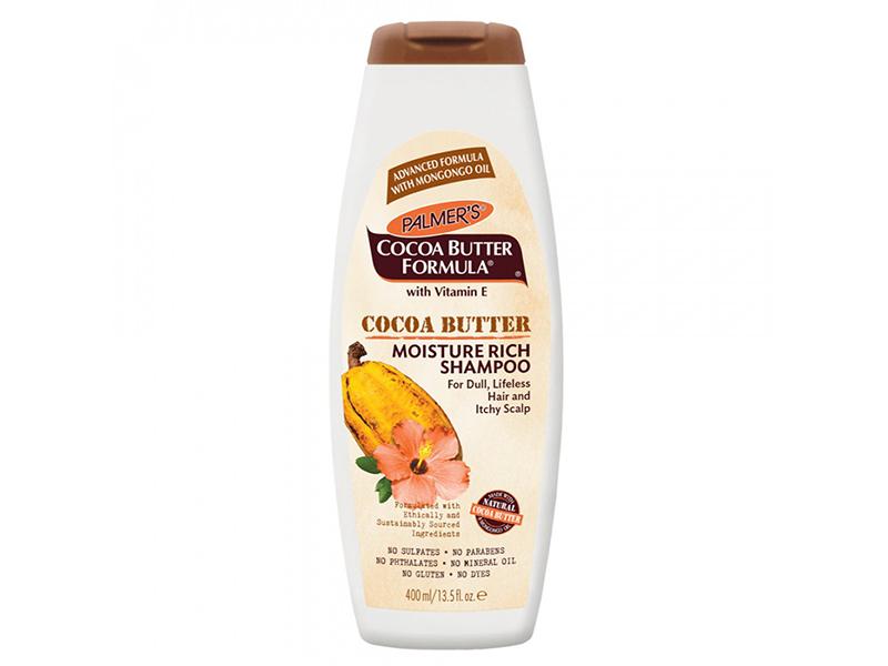 Palmer's, Формула какао-масла, увлажняющий шампунь, 400 мл фото