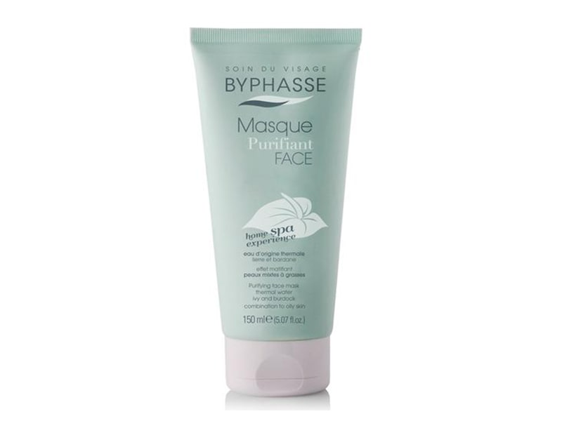 BYPHASSE МАСКА ДЛЯ ЛИЦА PURIFYING FACE MASK 150 МЛ фото