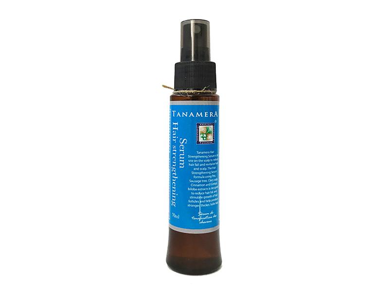 Сыворотка для укрепления волос TANAMERA HAIR STRENGTHENING SERUM 70G фото