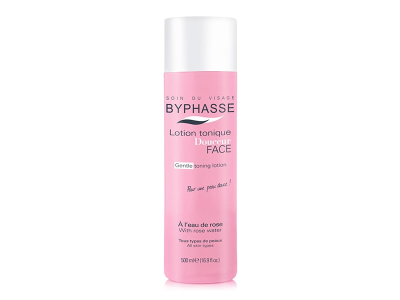 BYPHASSE ЛОСЬОН-ТОНИК ДЛЯ ЛИЦА GENTLE TONING LOTION 500 МЛ фото