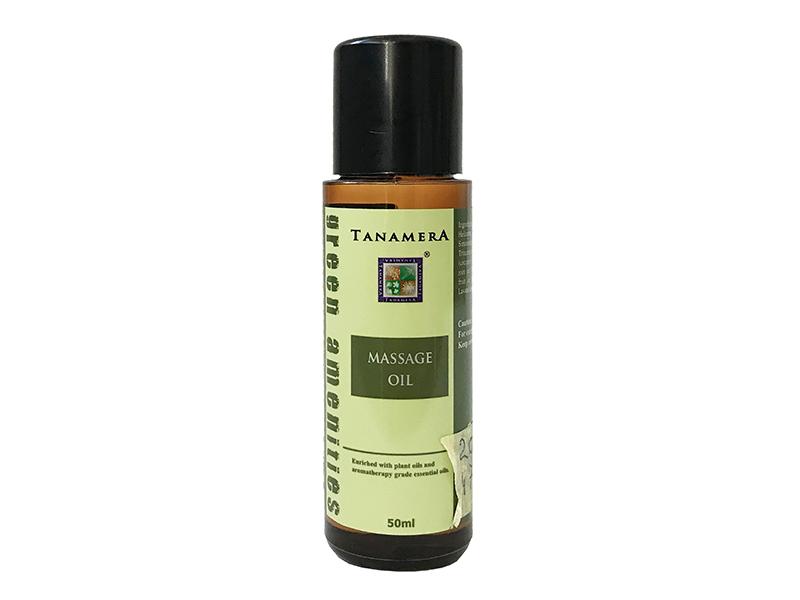 Массажное масло TANAMERA MASSAGE OIL 50ML фото