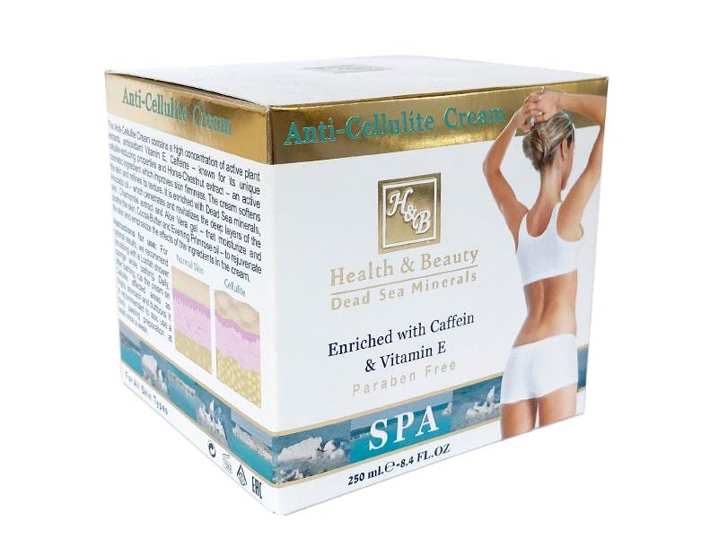 Крем для тела антицеллюлитный Health & Beauty (Хэлс энд Бьюти) 250 мл фото