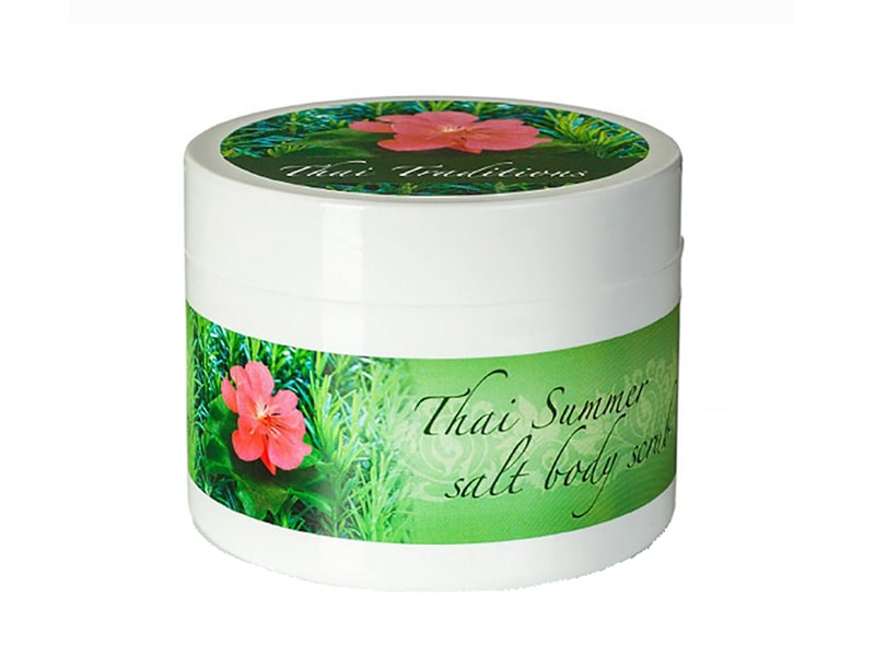 Соляной Скраб Для Тела Тайское Лето THAI SUMMER SALT BODY SCRUB 250 мл. фото