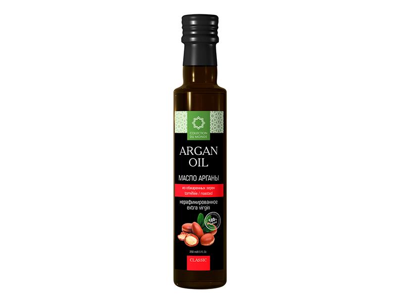 Аргановое масло пищевое из обжаренных зёрен 100 МЛ, COLLECTIONDUMONDEARGANOIL фото