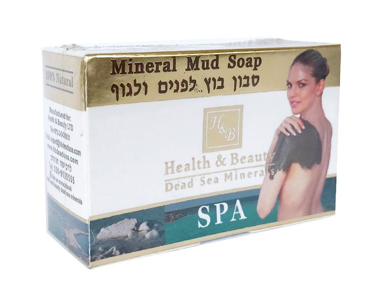 Минеральное грязевое мыло Health & Beauty (Хэлс энд Бьюти) 125 гр фото