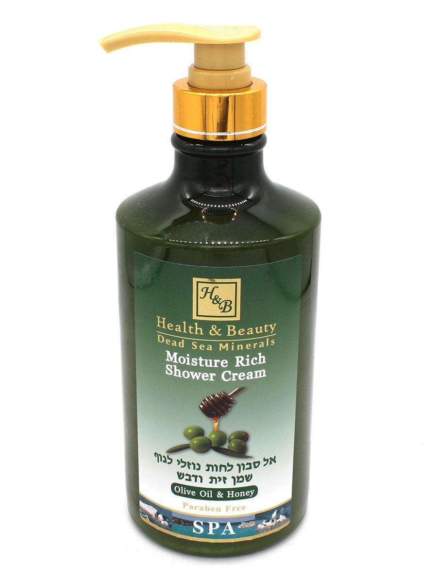 Крем-гель для душа «Оливковое масло и Мед» Health and Beauty фото